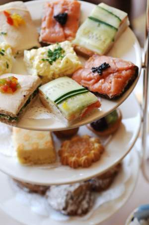High Tea buffet deluxe